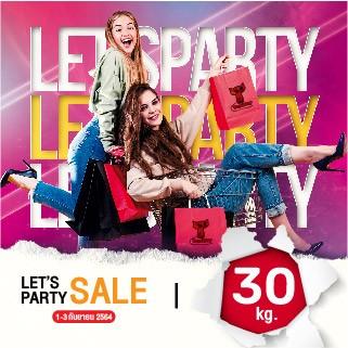 LET'S PARTY SALE